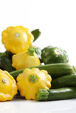 Summer Squash 2 Royalty Free Stock Photo