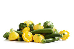 Summer Squash stock photos