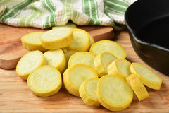 Summer squash Stock Images