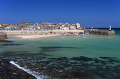 Summer in St Ives Stock Photos