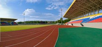 Summer stadium Stock Photos
