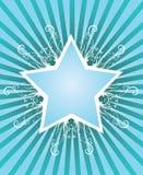 Summer star design stock illustration