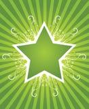 Summer star design Royalty Free Stock Photos
