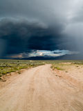 Summer storm Stock Images