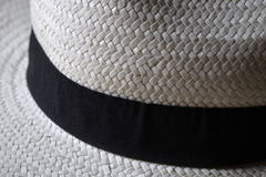 Summer Straw Hat Royalty Free Stock Photo