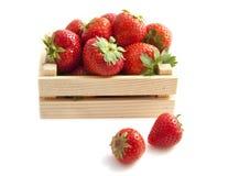 Summer strawberries Stock Photo