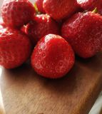 Summer. Strawberry is summer Royalty Free Stock Images