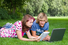 Summer studies Royalty Free Stock Images