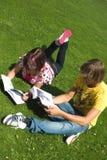 Summer study Royalty Free Stock Photo