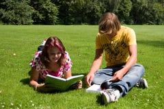 Summer study Royalty Free Stock Photos