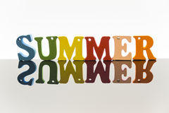 Summer summer Royalty Free Stock Images