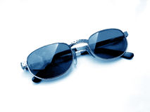 Summer sun glasses. Sun glasses on a white background Royalty Free Stock Photography