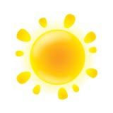 Summer sun Royalty Free Stock Image