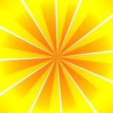 Summer sunburst Stock Photo