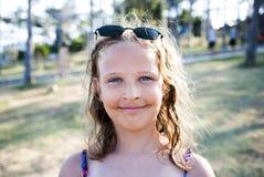 Summer Sunglasses Stock Image
