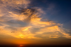 Summer Sunrise Morning Sky Royalty Free Stock Image