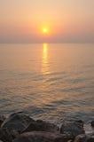 Summer sunrise Royalty Free Stock Image