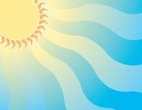 Summer Sunshine Stock Photography
