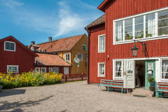 Summer in Sweden Stock Images