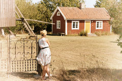 Summer in Sweden Royalty Free Stock Photos