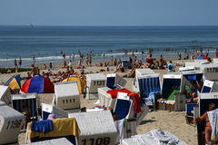 Summer in Sylt Royalty Free Stock Images