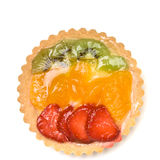 Summer tart Royalty Free Stock Image