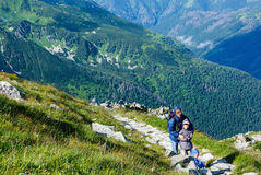 Summer Tatra Mountain, Poland Royalty Free Stock Photography
