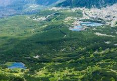 Summer Tatra Mountain, Poland Royalty Free Stock Photo