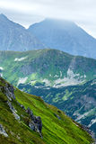 Summer Tatra Mountain, Poland Stock Images