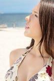 Summer teen girl Stock Image