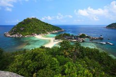 Summer of Thailand Royalty Free Stock Photos