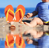 Summer time. Stock Photography
