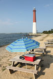 Jresey Seashore 3. Summer time in Barnegat Lighthouse 