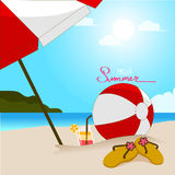Summer time Stock Photography