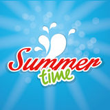 Summer time Royalty Free Stock Photography