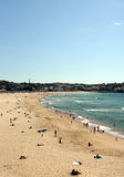 Summer time at Bondi Beach Royalty Free Stock Photo