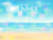 Summer time. Bright, Sunny, warm, a favorite summer time Royalty Free Stock Photos