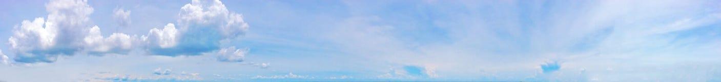 Summer time , clear sky , blue sky , cloudscape , Beautiful summer sky , Thailand sky. Summer time ,clear sky , blue sky , cloudscape , Beautiful summer sky Stock Image