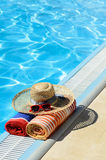 Summer time concept Royalty Free Stock Photography