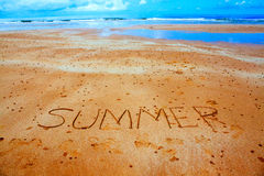 Summer time concept Royalty Free Stock Image