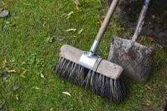Summer time gardening. Preparing for English summer time gardening Royalty Free Stock Photos