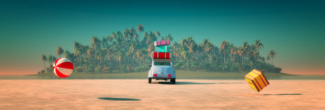 summer time Royalty Free Stock Image