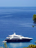 Summer time in Menton, France, Cote d'Azur Stock Photo