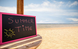 Summer Time Stock Image