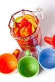 Summer time refreshment Stock Images