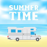 The summer time Stock Image