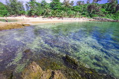 Summer time in Thailand Royalty Free Stock Image