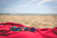 Summer time vacations royalty free stock image