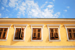 Summer at Tirana, Albania Royalty Free Stock Photography