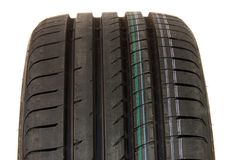 Summer tire Royalty Free Stock Photography